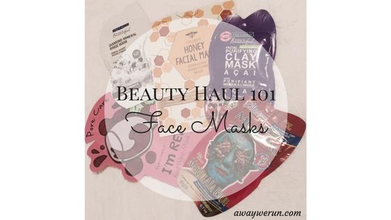 Beauty Haul 101